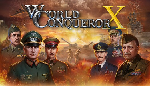 Review: World Conqueror X (Nintendo Switch)