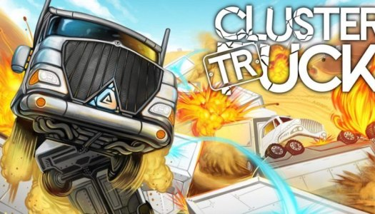 Review: Clustertruck (Nintendo Switch)