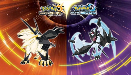 Entei and Raikou announced for Pokémon Sun and Moon