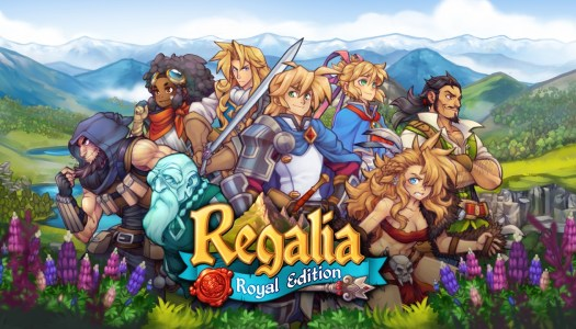 Review: Regalia: Of Men and Monarchs (Nintendo Switch)