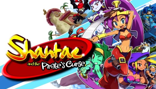 Review: Shantae and the Pirate's Curse (Nintendo Switch)