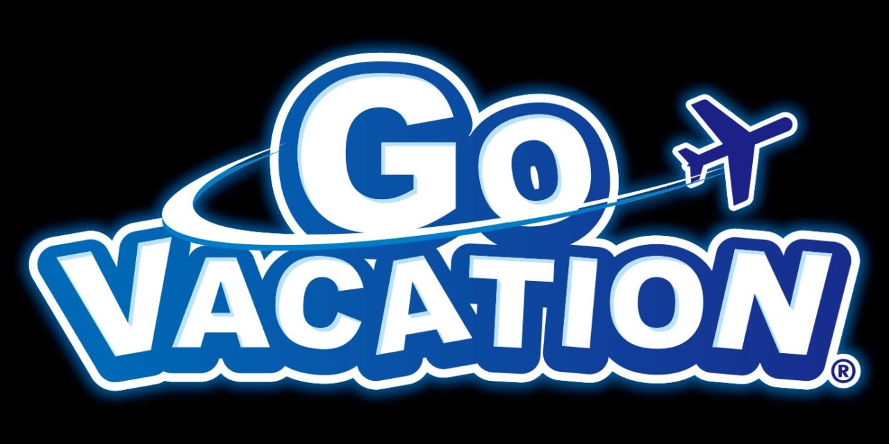 Go Vacation logo Nintendo Switch