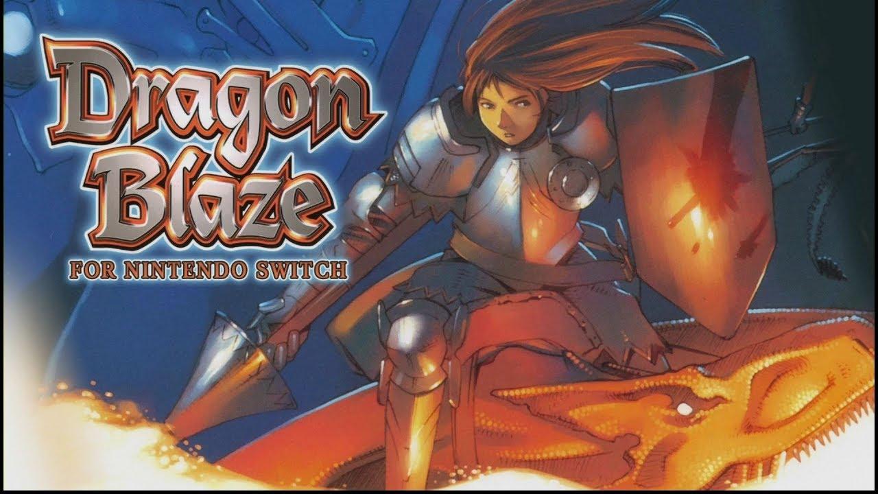Dragon Blaze Nintendo Switch