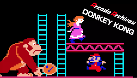 E3 2018: Arcade versions of Donkey Kong and Sky Skipper coming to the eShop