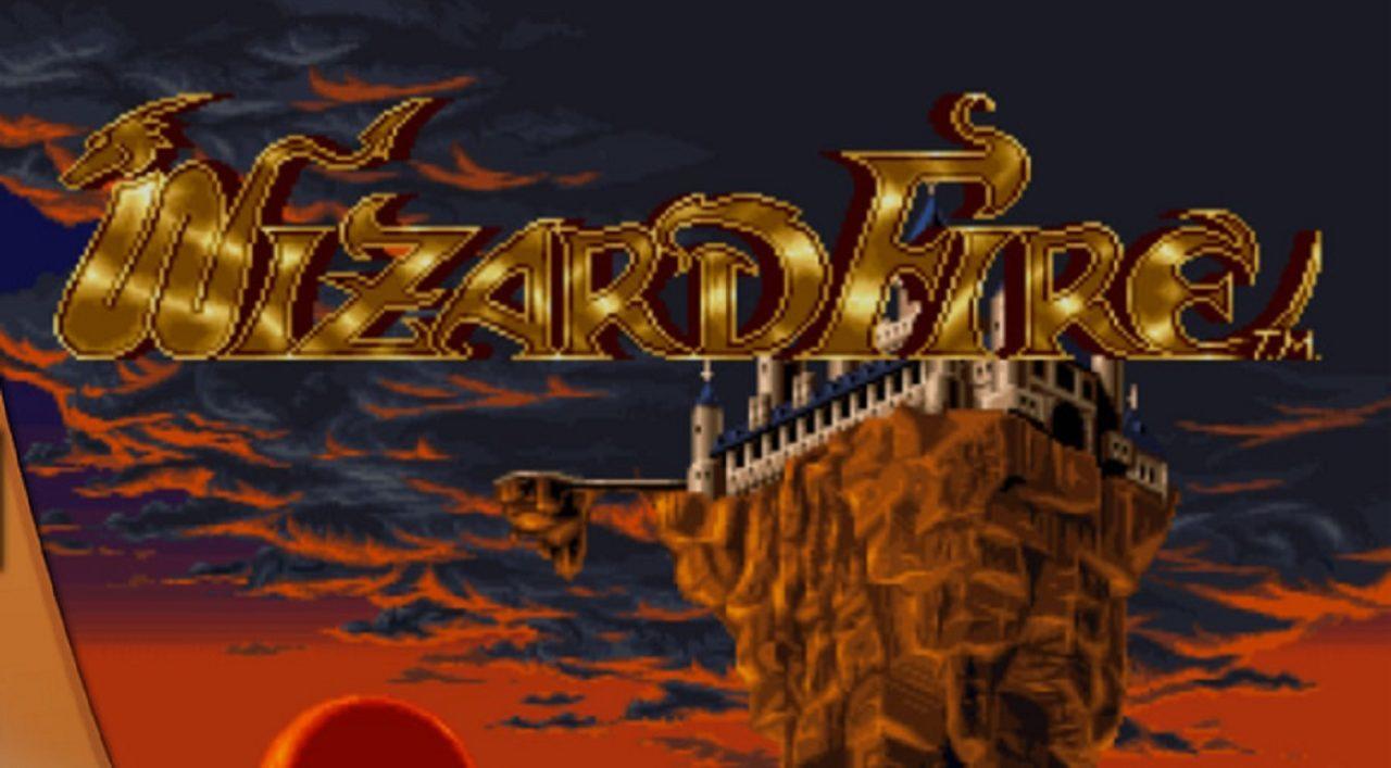 Johnny Turbo's Arcade: Wizard Fire