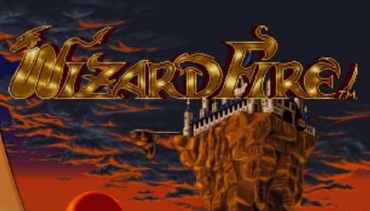 Review: Johnny Turbo's Arcade: Wizard Fire (Nintendo Switch)