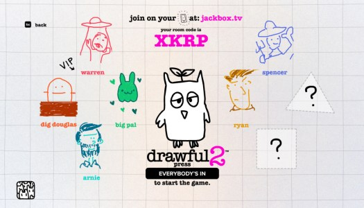 Review: Drawful 2 (Nintendo Switch)