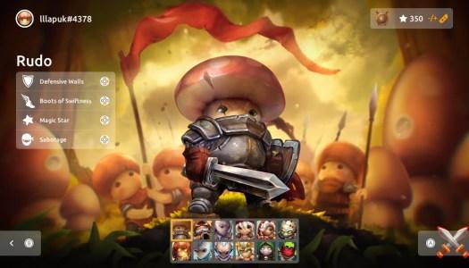 Review: Mushroom Wars 2 (Nintendo Switch)