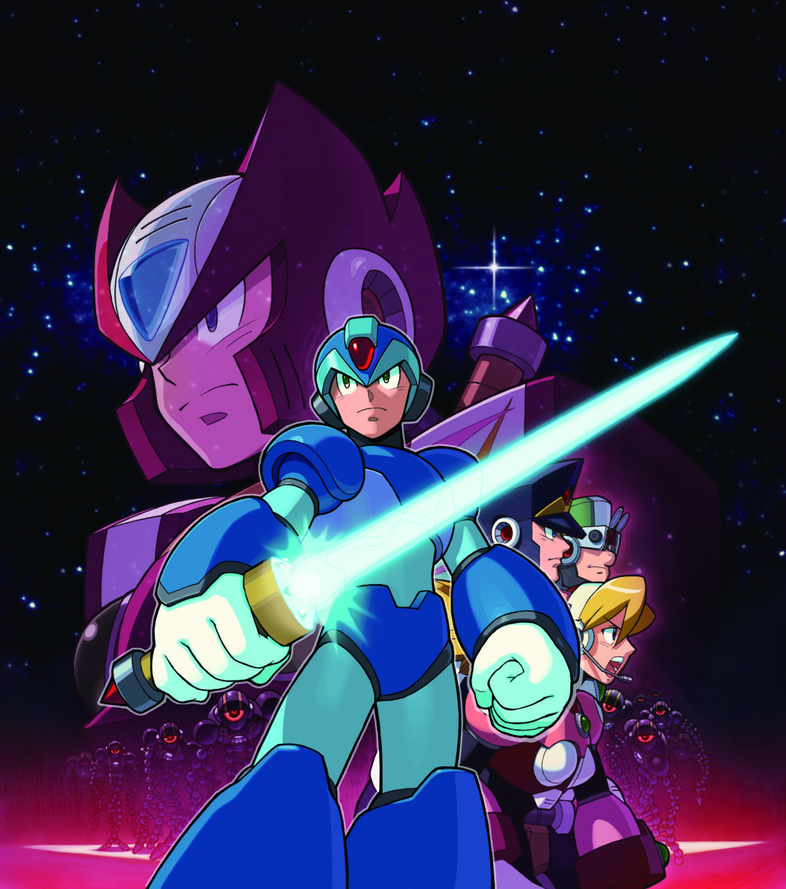 Mega Man X Legacy Collection 1 & 2