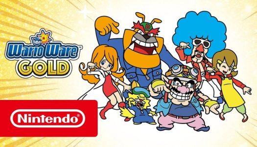 Review: WarioWare Gold (Nintendo 3DS)