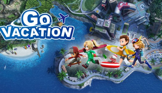 Review: Go Vacation (Nintendo Switch)
