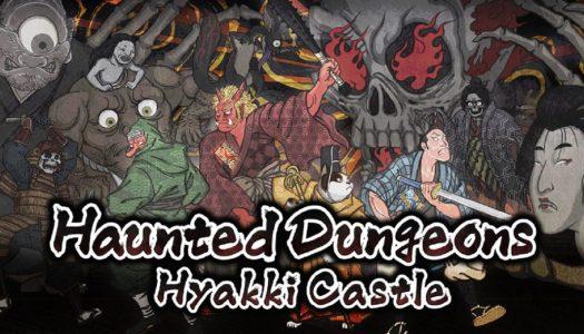 Review: Haunted Dungeons: Hyakki Castle (Nintendo Switch)