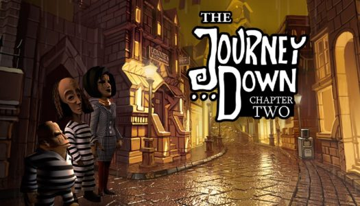 Review: The Journey Down: Chapter Two (Nintendo Switch)