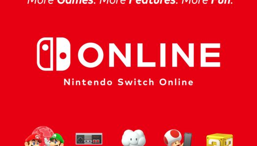 Nintendo Switch Online has arrived