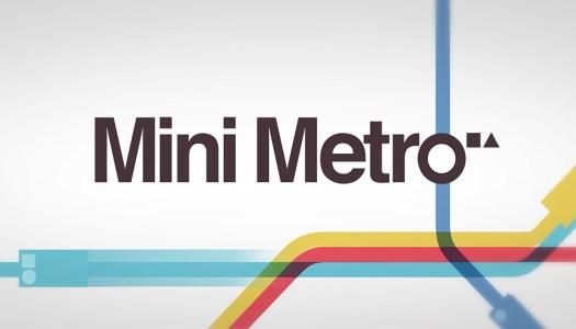 Review: Mini Metro (Nintendo Switch)