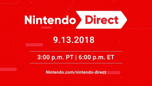 Nintendo Direct Rescheduled for Sept. 13; Nintendo Switch Online to Launch on Sept. 18