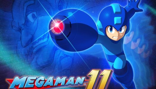 Mega Man 11 is now available on the Switch