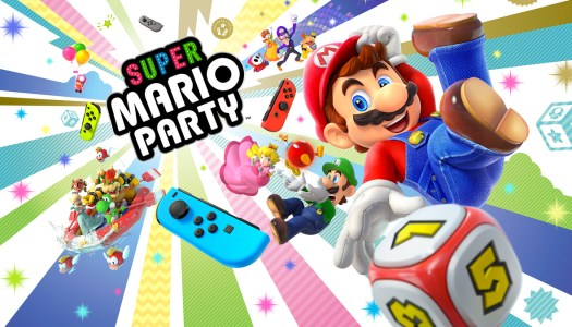 Super Mario Party joins this week's eShop roundup