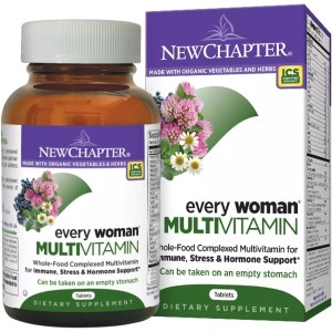 New Chapter | Every Woman Multi-Vitamins