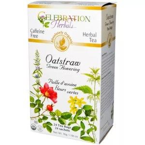 Oatstraw Tea Celebration Herbals