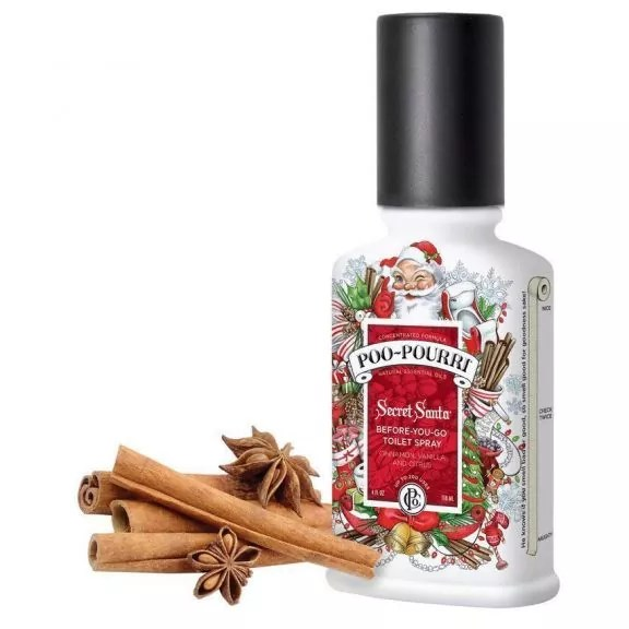 Poo Pourri | Secret Santa Toilet Spray