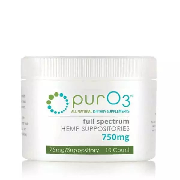 Ozone Suppositories | Pur03