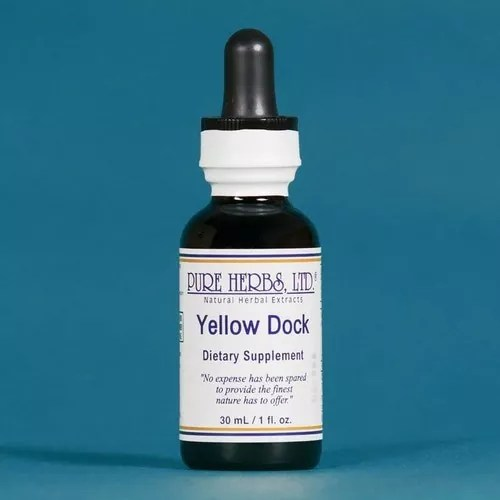 Yellow Dock Extract - Pure Herbs