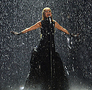 Brit awards 2015 at 02 arena . Pictured PALOMA FAITH .Pic Dave Nelson