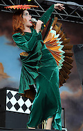 Lovebox Festival 17th July Paloma Faith Pix Dave Nelson
