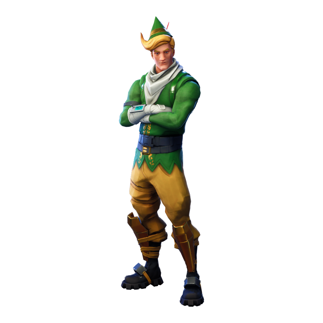 Fortnite Codename ELF PNG Image PurePNG Free