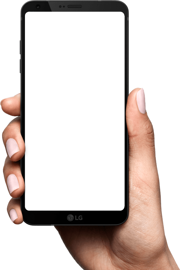 Phone In Hand PNG Image - PurePNG | Free transparent CC0 ...
