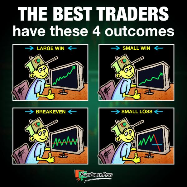 4 outcomes