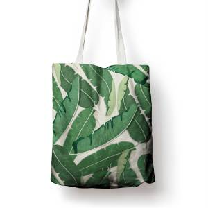 Botanical-Collection-Banana-Leaf-Tote-Bag