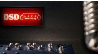 DSDのライブストリーミング配信が今週末行われます