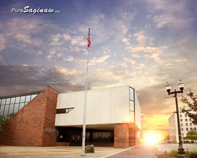 saginaw michigan police station