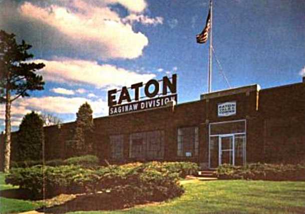 Eaton Manufacturing Saginaw Michigan