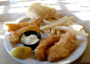 Sullivans fish and chips
