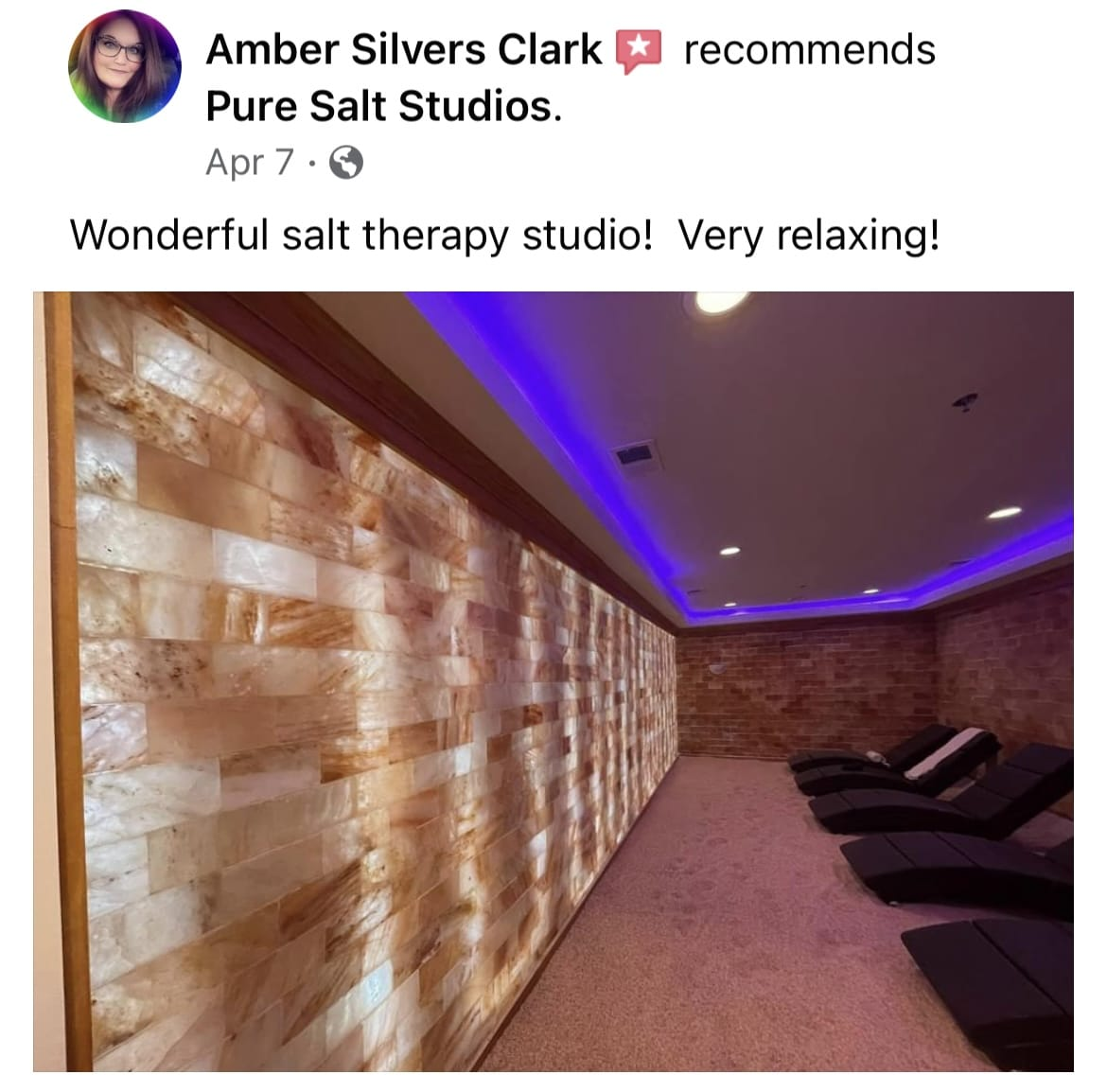 What to do on Hilton Head Island? Experience a Halotherapy session with Pure Salt Studios in Shelter Cove Marina!