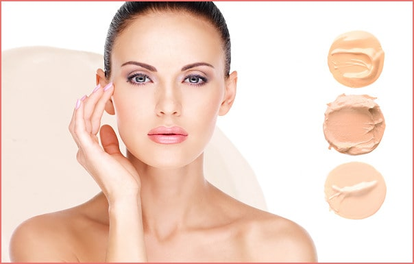 Professional Makeup Artist | Custom Foundation