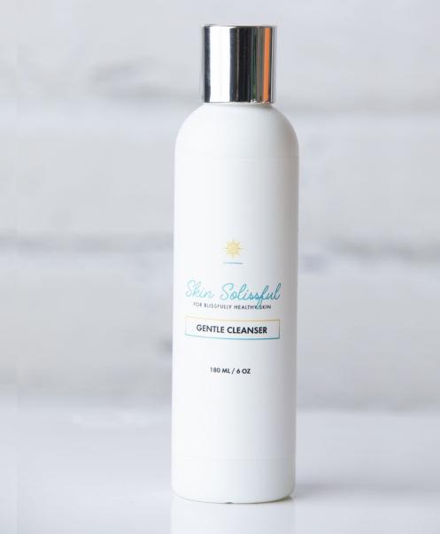 Skin Solissful Gentle Cleanser