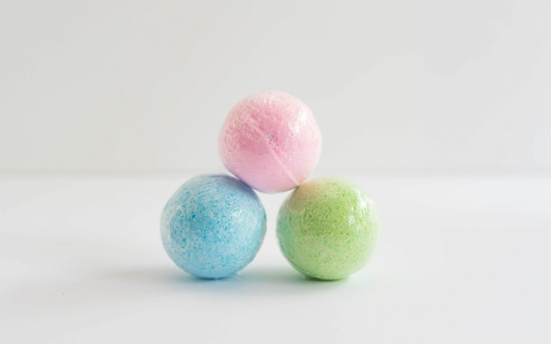 all natural bath bombs