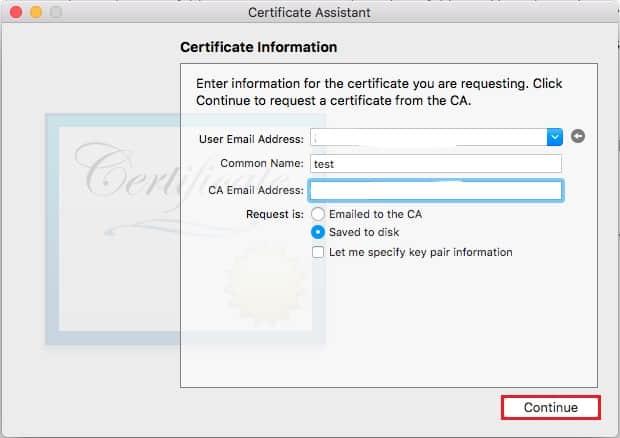 Configure ID