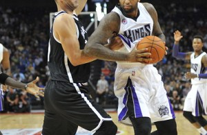 2014 Global Games - Nets v Kings