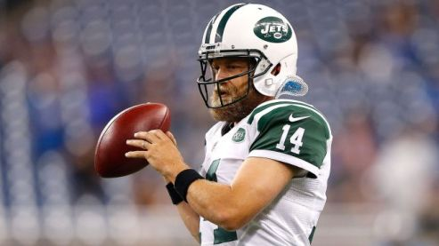 (Photo Credit: Leon Halip/Getty Images) Fitzpatrick will need to make better decisions to get a win Sunday.