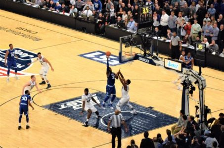 (Photo Credit: Barry Holmes) Delgado had a great look on the final shot.