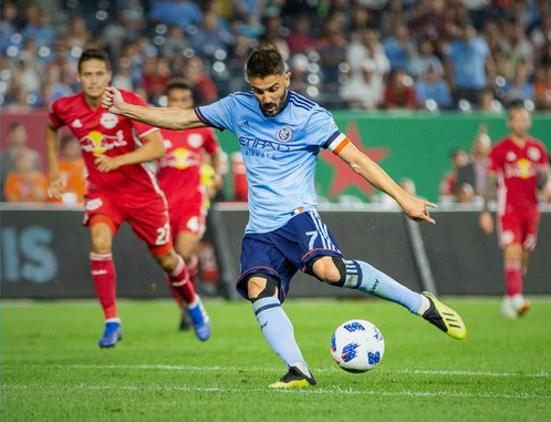 NYCFC 8/22 Villa2