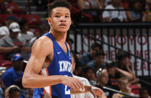 Kevin Knox/Getty Images