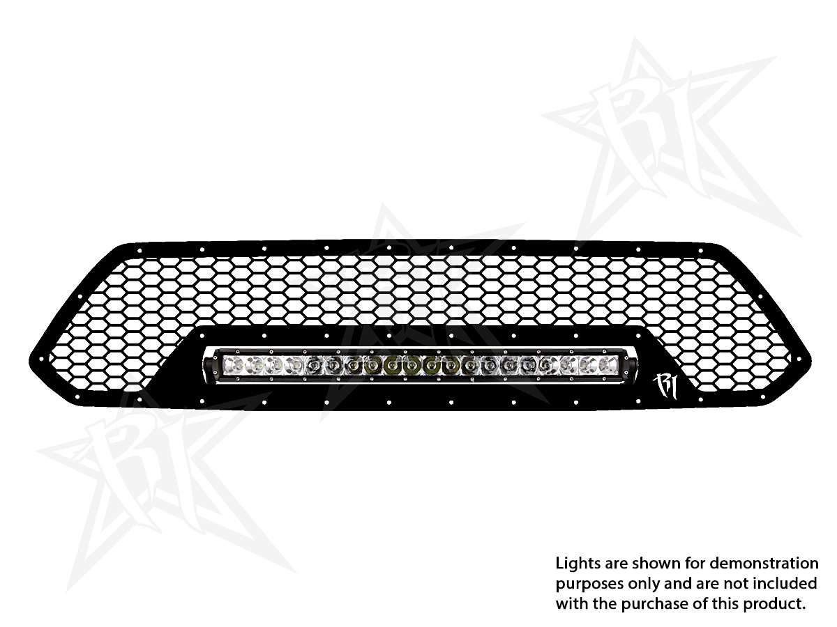 Grille Inserts Pure Tacoma Accessories Parts And