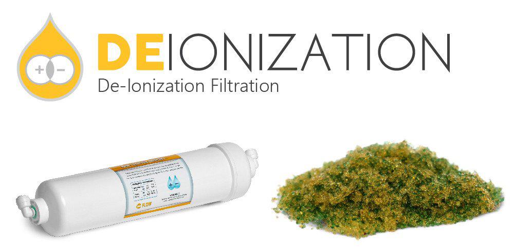 water deionization system