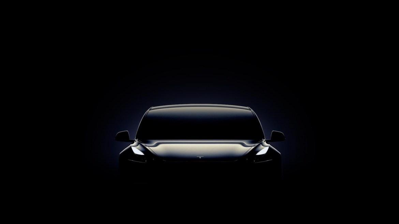 Tesla Black Model 3 Wallpaper - Pure Tesla